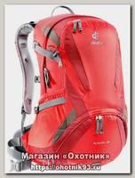 Рюкзак Deuter Aircomfort futura 28 fire-cranberry