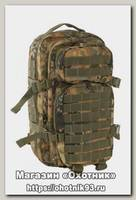 Рюкзак Mil-tec US Assault Pack SM flecktarn
