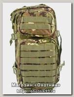 Рюкзак Mil-tec US Assault Pack SM vegetato woodland