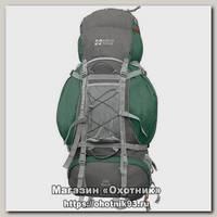 Рюкзак Nova Tour Тибет 100л серый/зеленый