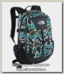 Рюкзак The North Face Base camp hot shot ja green du print
