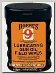 Салфетки Hoppe's для чистки и смазки 50шт