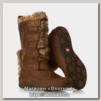 Сапоги The North Face W Abby iv luxe camel brw/demit brw