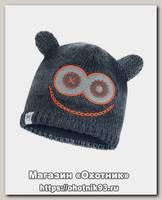 Шапка Buff Child knitted&polar hat monster jolly black child