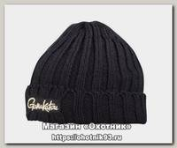 Шапка Gamakatsu Knit black