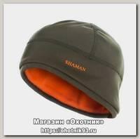 Шапка Shaman Hawk hat оливковый