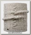 Шарф Buff Knitted neckwarmer comfort darla cru