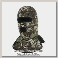 Шлем-маска Shaman balaclava skin face лес