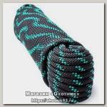 Шнур Адмирал якорный плетеный 8мм 30м 850кг