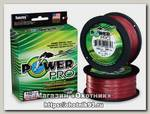 Шнур Power Pro 135м 0,10мм fantom red
