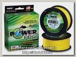 Шнур Power Pro 135м 0,19мм hi-vis yellow