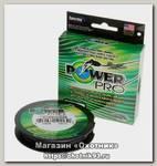Шнур Power Pro 135м 0,76мм moss green
