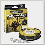 Шнур Spiderwire 8 carrier ultracast yellow 110м 0,25мм