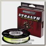 Шнур Spiderwire Stealth 137m Yellow 0.35