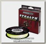 Шнур Spiderwire stealth yellow 137м 0,17мм