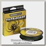 Шнур Spiderwire ultracast green 110м 0,14мм