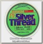 Шнур Unitika Braided PE Silver Thread eye catch 150м 0,148мм 4кг
