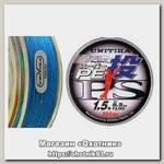 Шнур Unitika Castline PE PS 200м 0,21мм 8,5кг