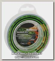 Шоклидер Prologic Bulldozer Mimicry Green Ghost XP 100м 44lbs 21.3кг 0.60