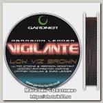 Снаг-лидер Gardner Vigilante mud brown 25lbs 20м