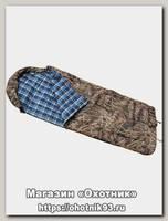 Спальник ХСН одеяло с капюшоном 1,0-2,0 ХСН