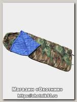 Спальник ХСН одеяло с капюшоном комбинированный 1.0-2.0