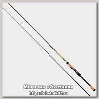 Спиннинг Norstream Amulet 672L 3-15гр