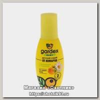 Спрей Gardex Baby от комаров 100мл с календулой и ромашкой