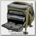 Стул-рюкзак TF Gear Compact tackle seat box