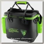 Сумка баккан Wefox WEX-5015 Black/Green