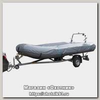 Тент транспортировочный для лодки РИБ 390