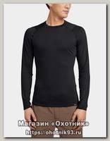 Термобелье Patagonia Merino 2lm crew 155 футболка black