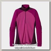 Термобелье Patagonia Merino 3mw zip neck 099 футболка