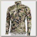 Термобелье Sitka Core mid wt zip t верх optifade subalpine р.3XL