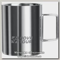 Термокружка Nova Tour со складными ручками 450мл