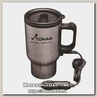 Термокружка Тонар 450мл автомобильная 12V