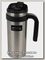 Термос-кружка Thermos Thermocafe navy travel mug 470мл