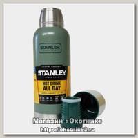 Термос Stanley Adventure 750 мл темно-зеленый