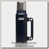 Термос Stanley Classic vac bottle hertiage 1.3л темно-синий