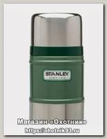 Термос Stanley Classic vacuum food 500 мл темно-зеленый