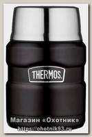 Термос Thermos SK 3000 BK 0,47л matte black king food