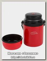 Термос Thermos Thermocafe by pap1000 paprika black/red 1.01