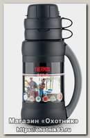 Термос Thermos W/extra Cups 34 75 стекло 750 мл black