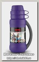 Термос Thermos W/two Cups 34 75 стекло 750 мл indigo