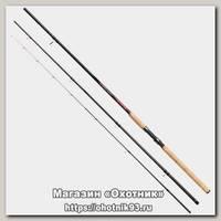 Удилище Mikado Da Vinci feeder 345 до 140гр carbon
