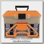 Ящик Flambeau T3 Mini-frontloader with zerust пластик 6304TB