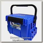 Ящик Meiho Versus Bucket Mouth BM-7000 475*335*320мм blue