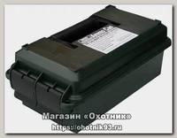 Ящик MTM герметичный для хранения п-н нарезных зеленый