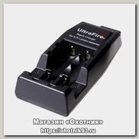 Зарядное устройство Armytek Li-lon 18650 двухканальное для сети 220B