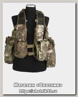 Жилет Mil-tec Einsatzweste Tactical 12 TA at-digital